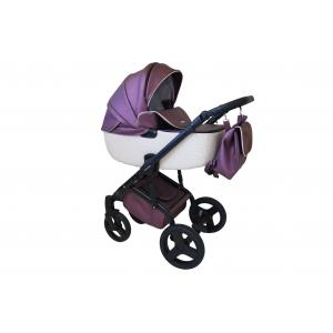 Stilo Pram Winter Edition  - Purple